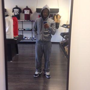 True religion jogging suit